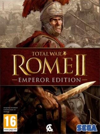 Total War: ROME II - Emperor Edition + 4 DLCs Steam Key GLOBAL - okładka