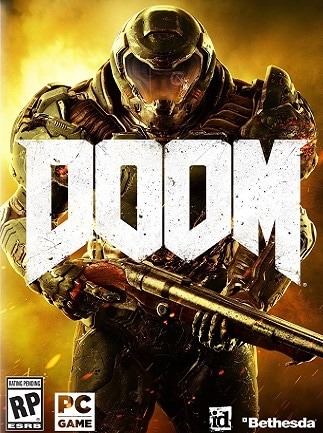 DOOM Steam Key GLOBAL - scatola