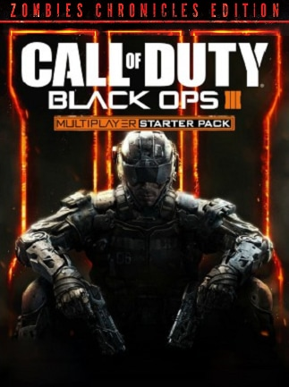 Call of Duty: Black Ops III MP Starter Pack Zombies Chronicles Edition (PC) - Steam Gift - GLOBAL