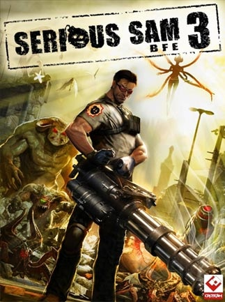 Serious Sam 3: BFE Steam Key GLOBAL