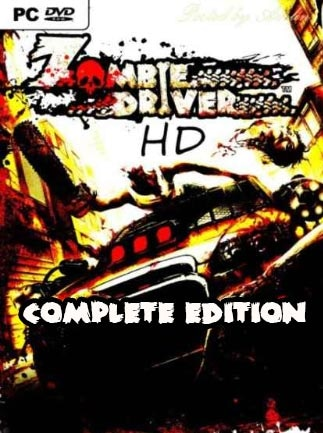 Zombie Driver HD Complete Edition Steam Key GLOBAL