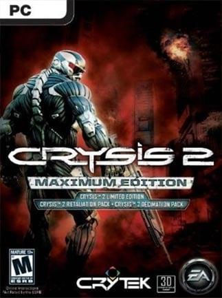 Crysis 2 Maximum Edition Origin Key GLOBAL