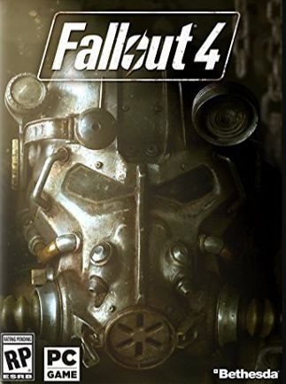 Fallout 4 Steam Key GLOBAL - box