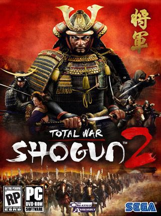 Total War: Shogun 2 Steam Key GLOBAL - box