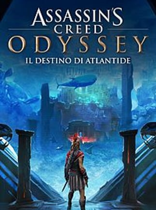 Assassin S Creed Odyssey The Fate Of Atlantis Steam Gift Global G2a Com