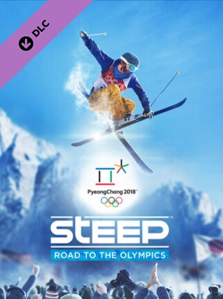 Steep - Road to the Olympics DLC Uplay Key EUROPE