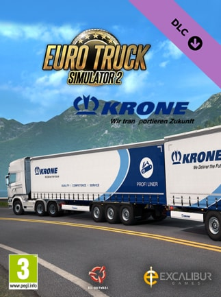 Euro Truck Simulator 2 - Krone Trailer Pack Steam Gift GLOBAL - G2A COM