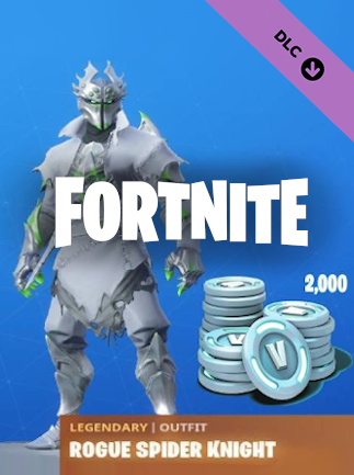 Fortnite: Legendary Rogue Spider Knight Outfit Xbox One - Xbox Live Key - EUROPE