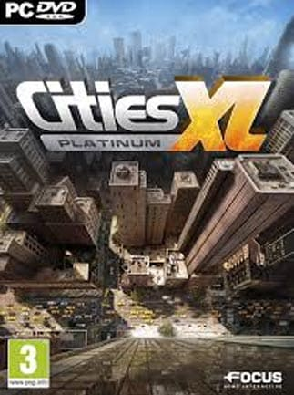 Cities XL Platinum Steam Key GLOBAL - обложка