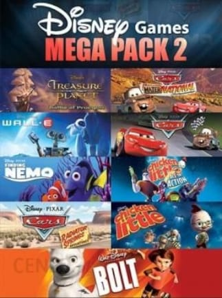 Disney Mega Pack Wave 2 Steam Key GLOBAL - G2A COM