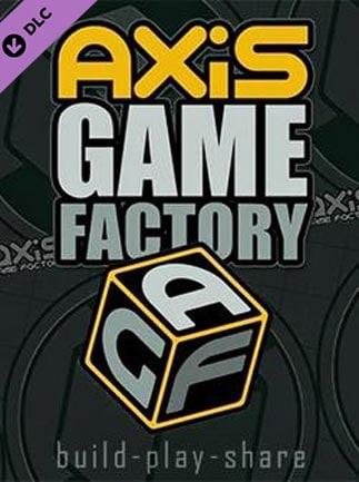 Axis Game Factory - Premium Steam Key GLOBAL