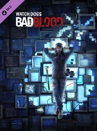 Watch Dogs Bad Blood Steam Gift GLOBAL