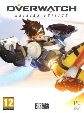 Overwatch Origins Edition Blizzard Key GLOBAL - box