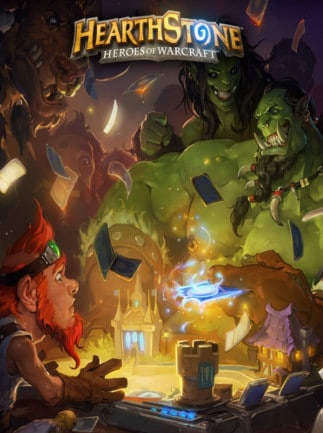 Hearthstone Booster Pack Code Blizzard EUROPE - gameplay - 3