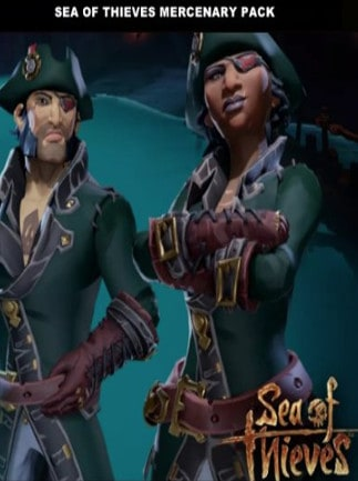 Sea of Thieves: Mercenary Pack XBOX LIVE Key GLOBAL - G2A COM