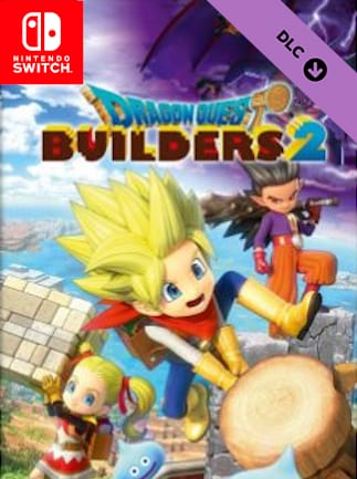 Dragon Quest Builders 2 - Aquarium Pack (DLC) - Nintendo Switch - Key EUROPE