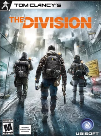 Tom Clancy's The Division Uplay Key EUROPE