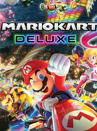Mario Kart 8 Deluxe Nintendo Switch Europe G2a Com