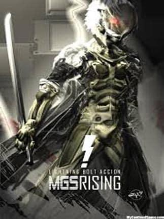 Metal Gear Rising: Revengeance Steam Key EUROPE - gameplay - 31