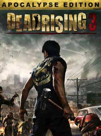 Image result for Dead Rising 3 Apocalypse Edition cover pc
