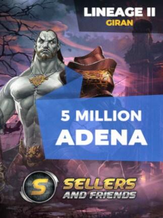 Lineage 2 Classic Giran 5 Million Adena SellersAndFriends Key GLOBAL -  G2A COM