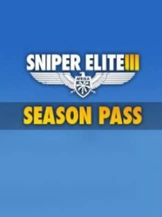 Sniper Elite 3 Season Pass Key Steam GLOBAL - box
