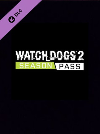 Watch Dogs 2 - Season Pass Key Uplay EUROPE