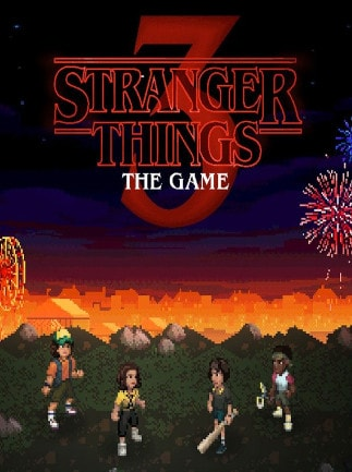 Stranger Things 3: The Game Steam Key GLOBAL
