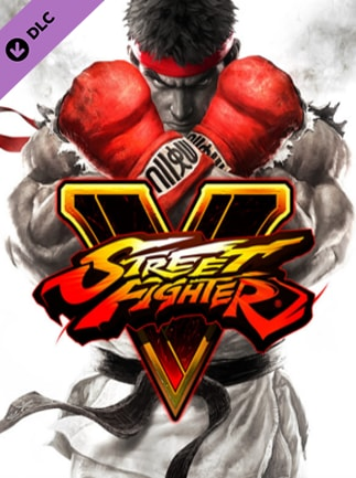 Street Fighter V 2016 Season Pass Key Steam GLOBAL - обложка