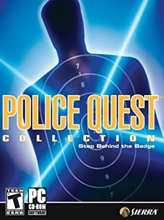 Police Quest Collection Steam Key GLOBAL