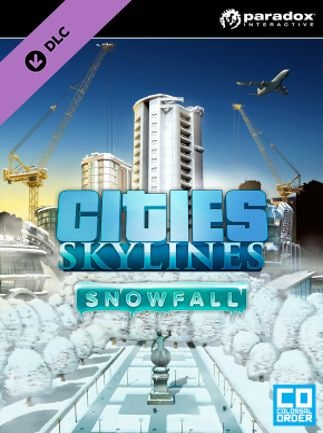 Cities: Skylines Snowfall Steam Key GLOBAL - box