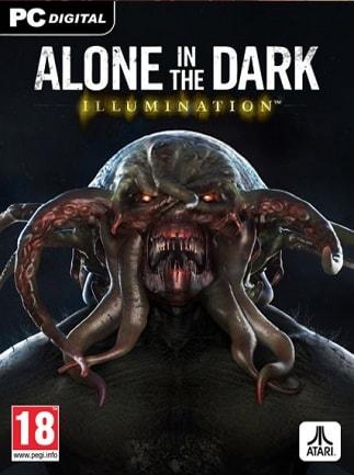 Alone in the Dark: Illumination Steam Key GLOBAL
