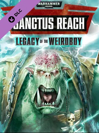 Warhammer 40,000: Sanctus Reach - Legacy of the Weirdboy Steam Key RU/CIS