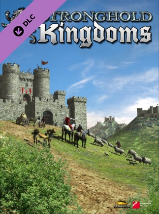 Stronghold Kingdoms Starter Pack Steam Key GLOBAL