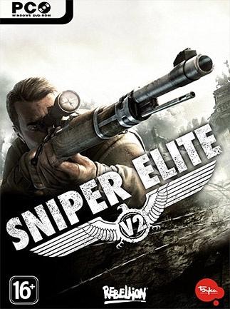 59113892ae653a08e05264b2 sniper elite v2 steam key global g2a com