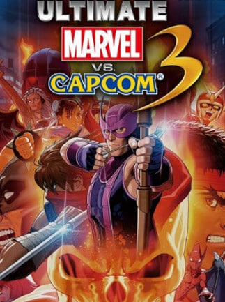 Ultimate Marvel vs  CAPCOM 3 (PC) - Buy Steam Game CD-Key