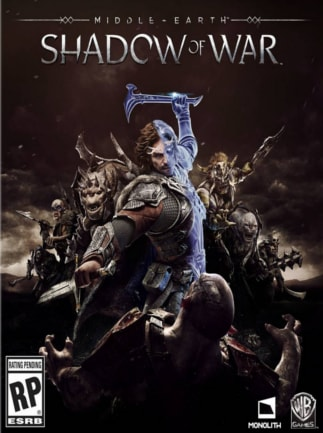 Middle-earth: Shadow of War Standard Edition Steam Key GLOBAL - box