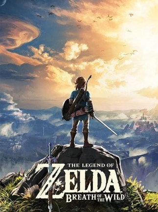 The Legend Of Zelda Breath Of The Wild Nintendo Key Nintendo Switch Europe G2a Com