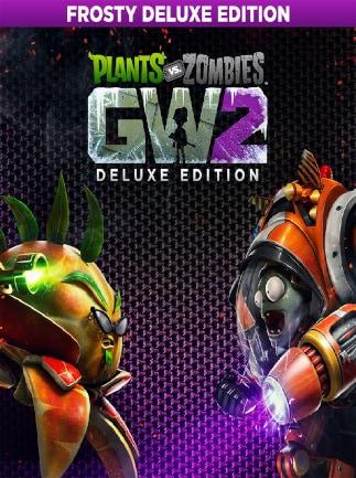 Plants vs  Zombies Garden Warfare 2 - Frosty Deluxe Edition XBOX