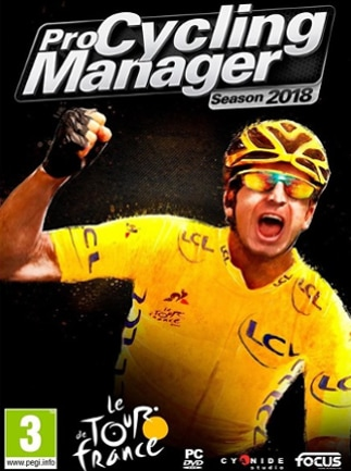 Pro Cycling Manager 2018 Steam Key GLOBAL