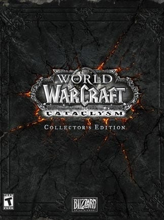 World of Warcraft Cataclysm Collectors Edition Expansion Battle net Key  EUROPE - G2A COM