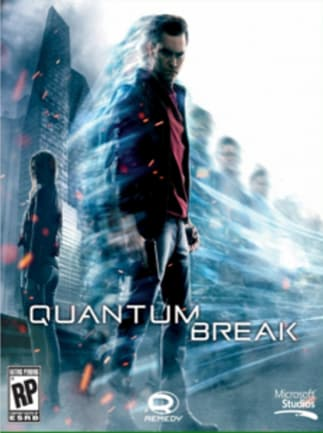 Quantum Break Steam Key GLOBAL - box