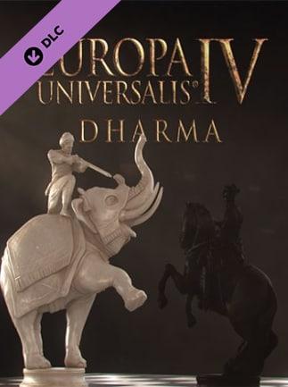 Europa Universalis IV: Dharma Steam Key GLOBAL - G2A COM