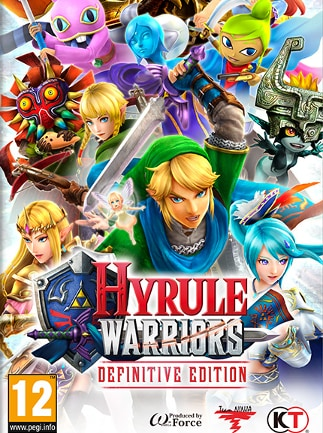 Hyrule Warriors Definitive Edition Nintendo Switch Europe G2a Com