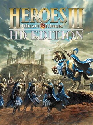 Heroes of Might & Magic III HD Edition Steam Key GLOBAL