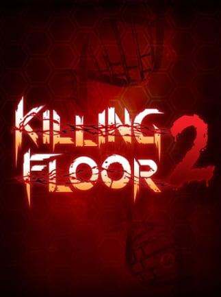 Killing Floor 2 Steam Key GLOBAL - capa