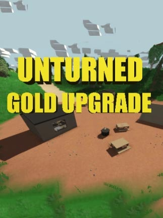 Unturned Permanent Gold Account Upgrade Key Steam GLOBAL - screenshot - 2