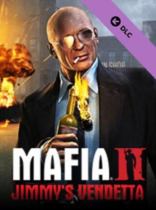 Mafia II: Jimmy's Vendetta Steam Key GLOBAL