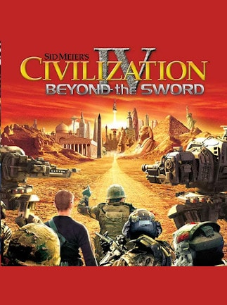 Civilization IV: Beyond the Sword (PC) - Steam Gift - GLOBAL