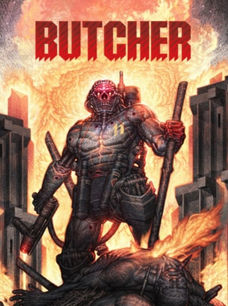 BUTCHER Steam GLOBAL